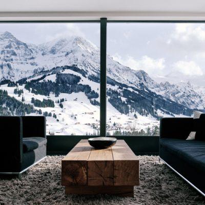 """Unser Hotel: Im """"The Cambrian"""" wird alpiner Schick leicht gelebt. (Foto: The Cambrian)"""