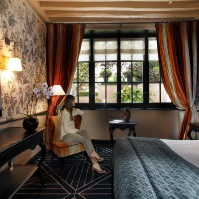 Die Zimmer und Suiten sind elegant und gemütlich zugleich. (Foto: SLH)