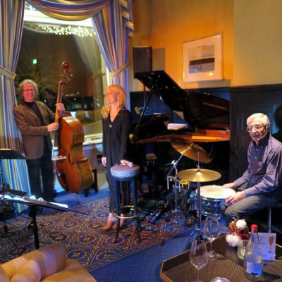 Jeden Donnerstagabend live im Eden au Lac: Das Easy Listening Music Quartet.