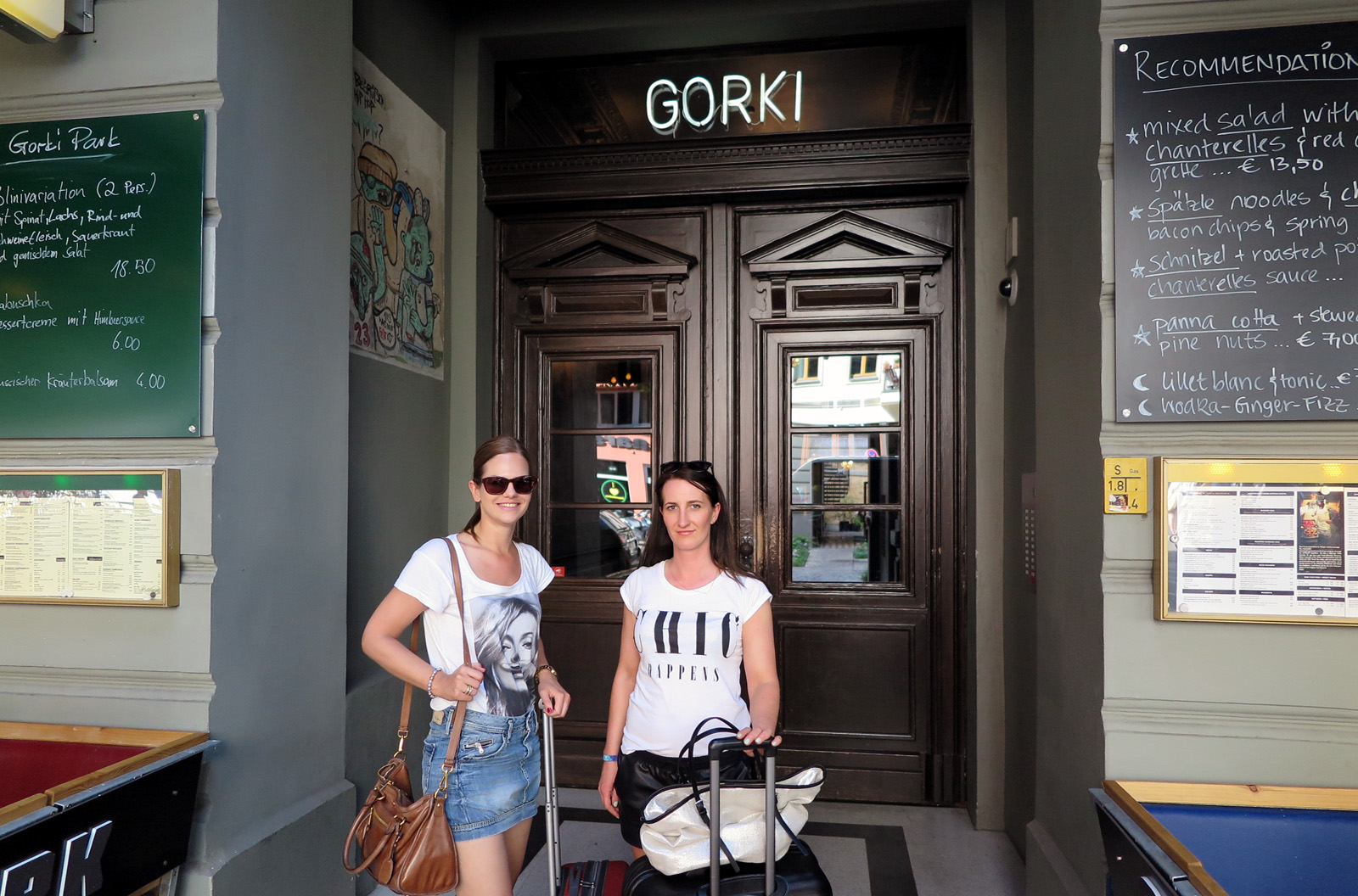 Gorki Apartments.