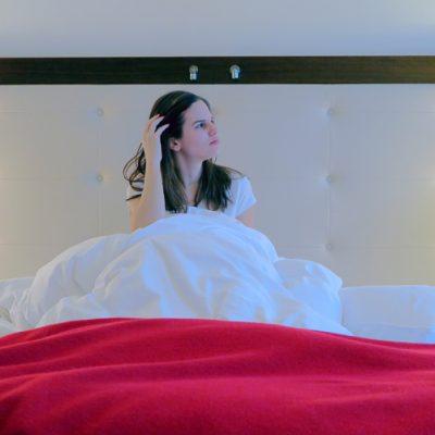 In den Morgenstunden kann man vom Bett aus…