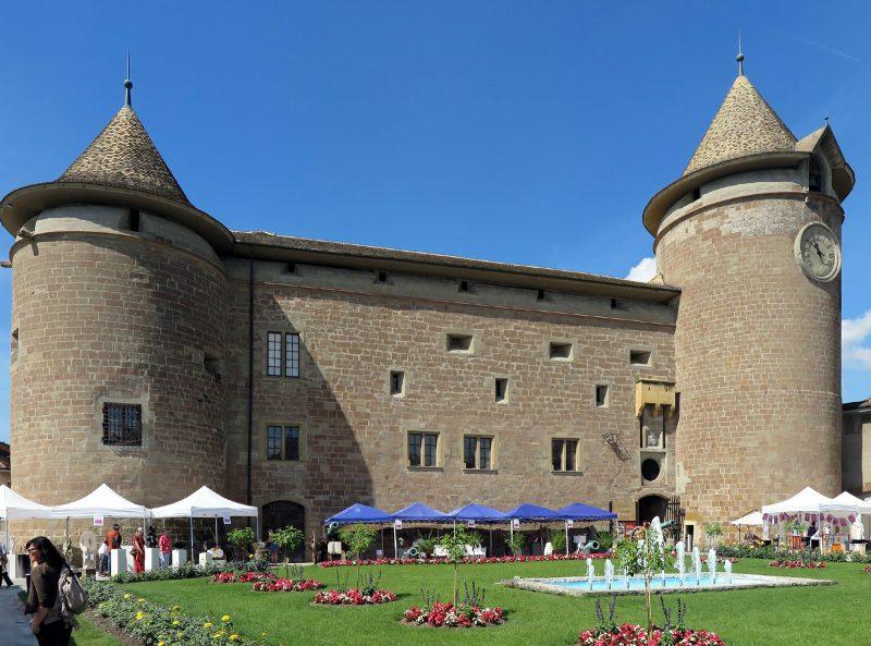 Château de Morges.