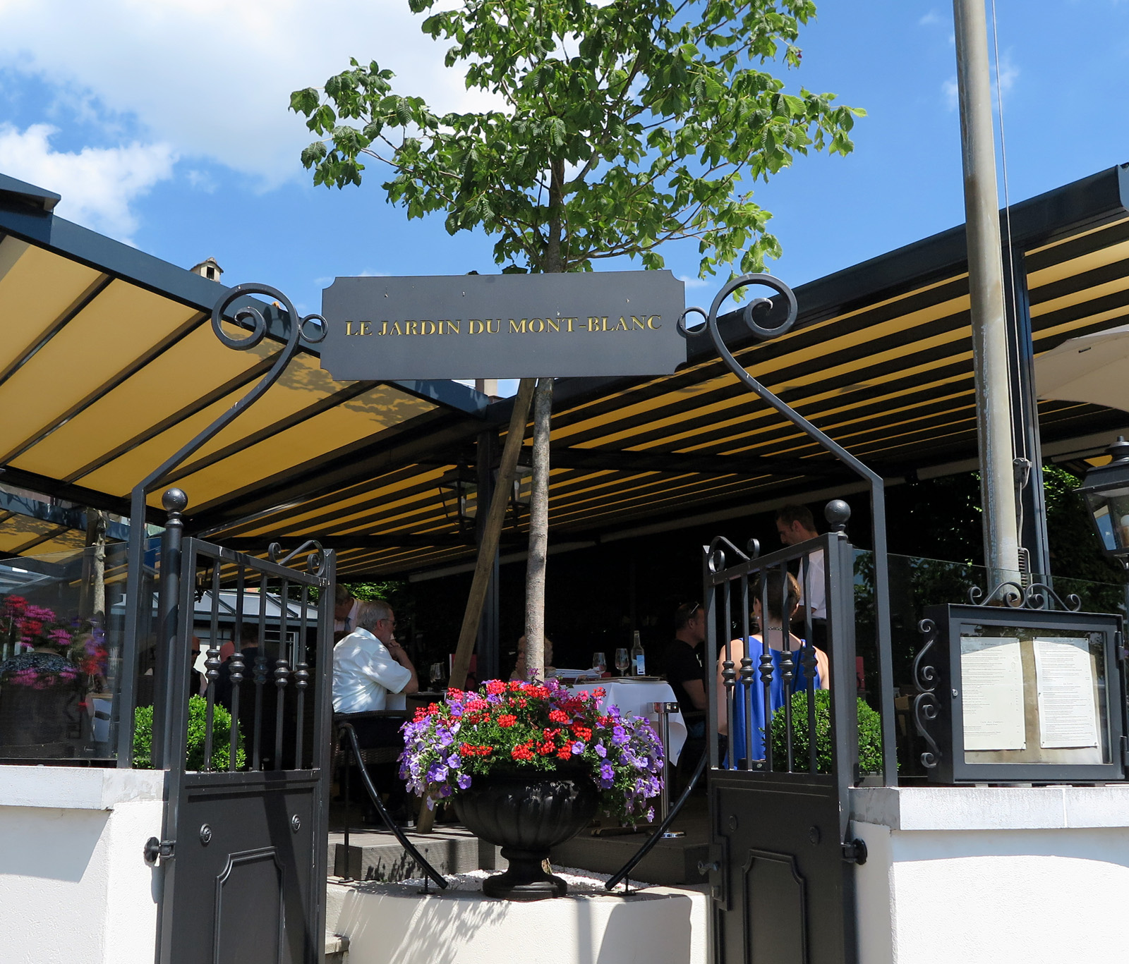 Morges die koketteste stadt der schweiz cohoba for Le jardin domont