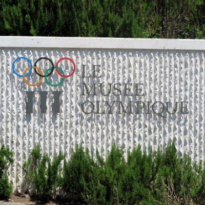 Le Musée Olympique.