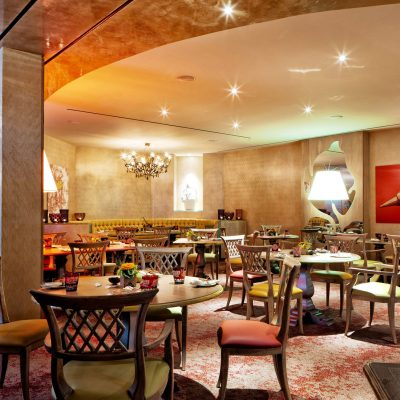 La Collina, Foto: Tschuggen Hotel Group