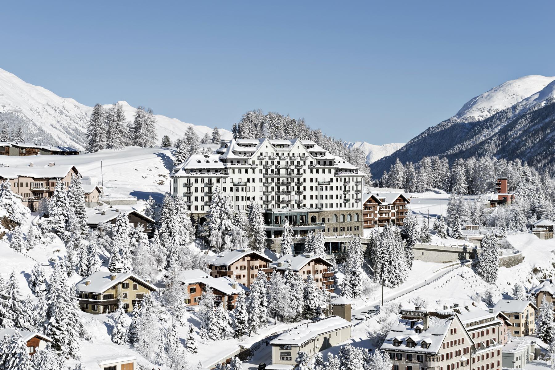Foto: Tschuggen Hotel Group